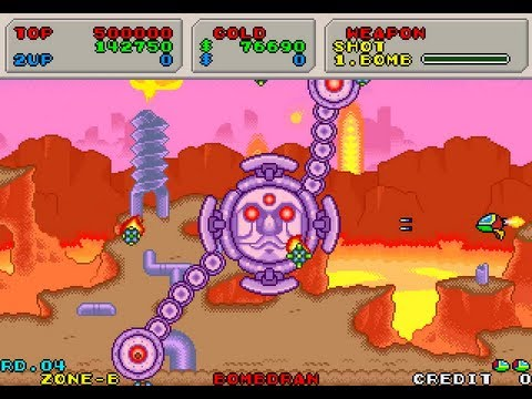 Arcade Longplay [258] Fantasy Zone II - The Tears of Opa Opa