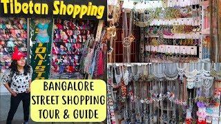 Bangalore Street Shopping Guide - Brigade Road Shopping Tour with Price | AdityIyer #adityvlogs