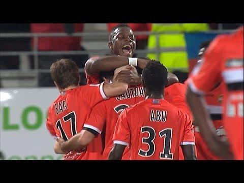 FC Lorient - Stade Brestois 29 (4-0) - Highlights (FCL - SB29) / 2012-13