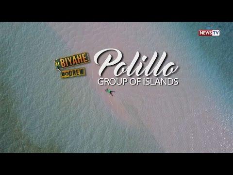 Biyahe ni Drew: Polillo Group of Islands (full episode)