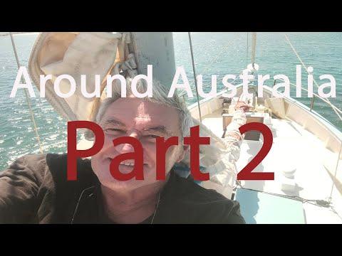 Port Lincoln To Coffin Bay South Australia I Solo Voyage Boating Sailing #2 @Around Australia
