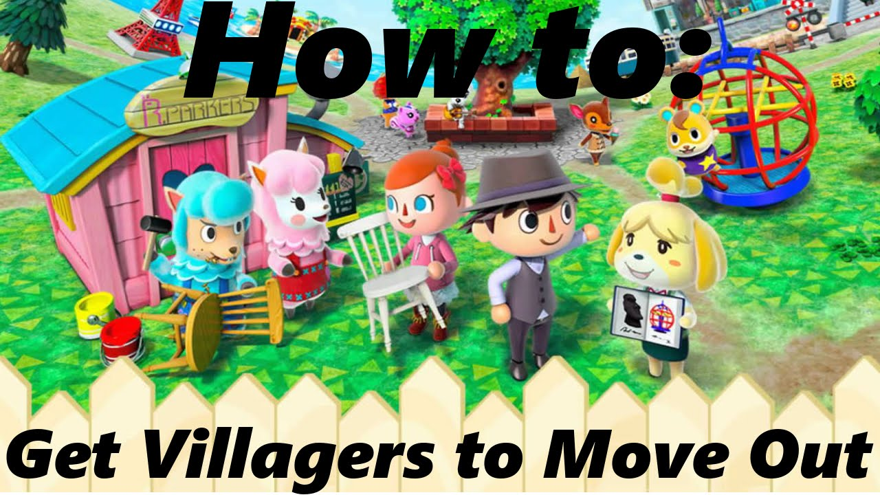 How to get villagers to move out in animal crossing new for Animal crossing new leaf arredamento
