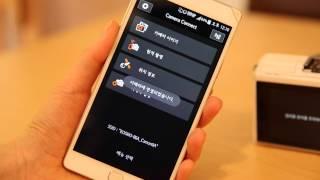 캐논 미러리스 EOS M3 NFC 기능 사용 방법