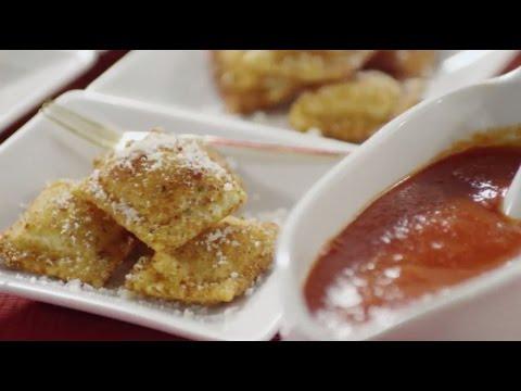 How to Make Toasted Ravioli | Pasta Recipes | Allrecipes.com