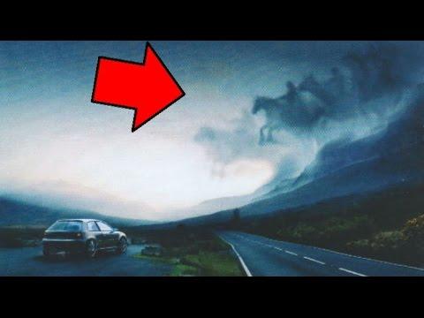 5 Strange Phenomena In The Sky Caught On Tape