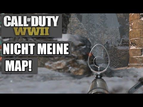 COD WWII Intern #11 - Nicht meine Map - Call of Duty World War 2 MP