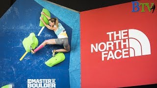 The North Face - Master de Boulder 2019