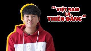 Woossi - trai Hàn yêu đất Việt sau 10 năm sống ở Sài Gòn