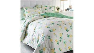 Carleton Varney Hillandale 3piece 100% Cotton Comforter ...