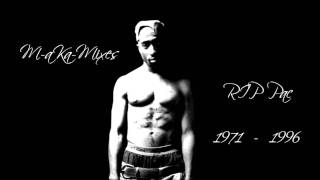 Tupac Remix Ft DMX - Where The Hood At