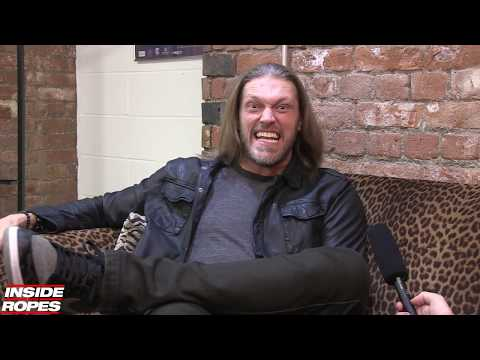 Edge REVISITS Working A Royal Rumble Match