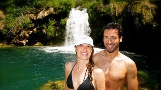 Kayaking in the Zrmanja River - Croatia