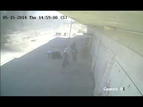 Unlawful killing of two Palestinian teens outside Ofer   YouTube