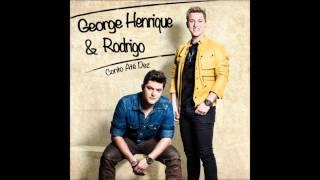 GEORGE HENRIQUE & RODRIGO - CD - Conto até dez