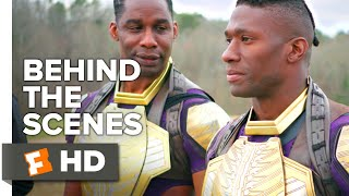 Black Panther Behind the Scenes - The Costumes (2018) | Movieclips Extras