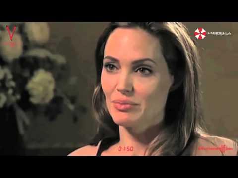 Рептилоиды среди знаменитостей  Анджелина Джоли аннунак