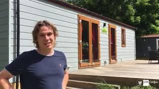 Märkische Heide I Eurocamp Spreewaldtor mit Safari Dorf