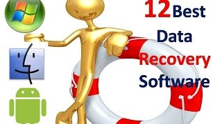 12 Best Data Recovery Tools To Recover Deleted Data | With Or Without Software Installation |