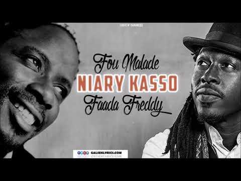 Fou Malade - Niary Kasso (Feat. Faada Freddy) Mp3