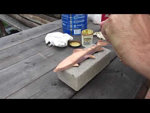 How to Solder Flat Copper Pieces Together