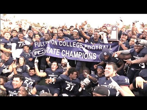 Fullerton vs. American River - CCCAA State Championship : Cali JUCO Ball : Highlight Mix 2016