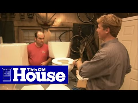 How to Change a Toilet Seat This Old House YouTube
