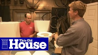 How To Change A Toilet Seat   This Old House