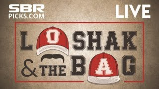 Loshak and The Bag Afternoon Show | Current Odds Breakdown & Free Picks Update | June 22nd