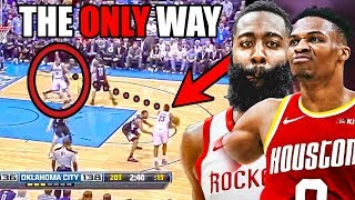 The ONLY Way Russell Westbrook & James Harden Can WORK Together On The Rockets (Ft. NBA Trade)