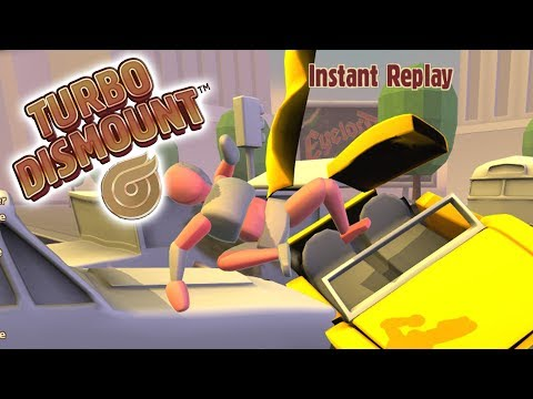 Turbo Dismount™ # 2 - Überleben im Kreisverkehr