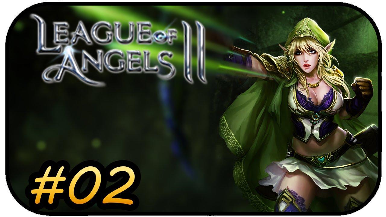 league of angels 2 deutsch