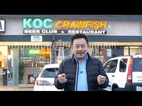 "MC VIET THAO- CBL (523)- ""KOC Crawfish- Beer Club & Restaurant"" in Little Saigon- California."