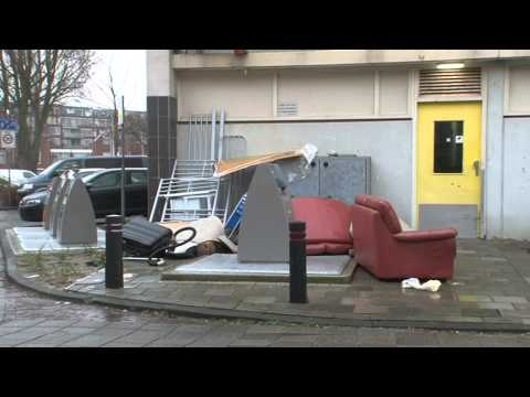 Criminele jeugdbende in Naaldwijk