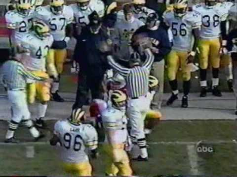 1996: Michigan 13 Ohio State 9 (PART 2)