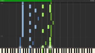 """Original Arrange - Variations on """"Yankee Doodle"""" - for piano solo"""