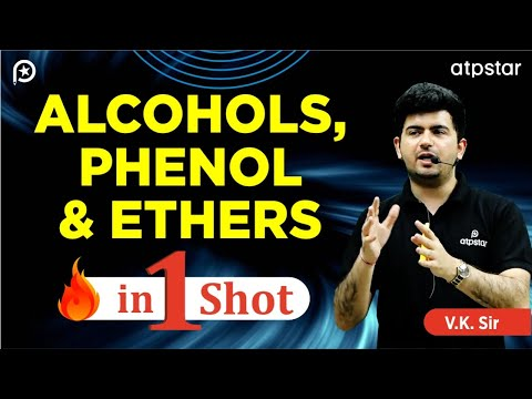 Alcohol,phenol & ethers in 1 shot - By...