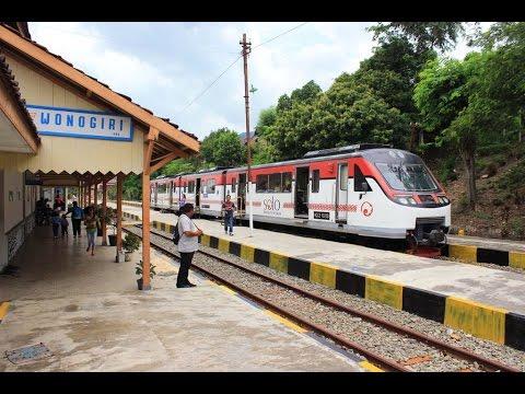 Trip With Batara Kresna Train