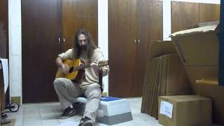 Only the very Best - Peter Kingsbery (Michel Berger) [Acoustic guitar cover]