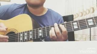 Demo Cô Đôi Thượng Ngàn - Guitar cover by Alexander Văn Cò
