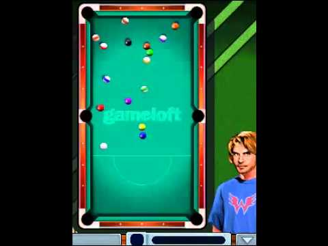 Christmas midnight pool java game for mobile. Christmas midnight.