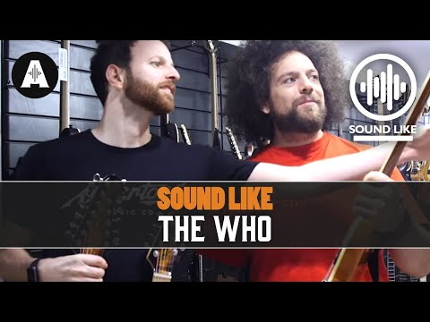 Sound Like The Who (Pete Townshend) | Without Busting The Bank!