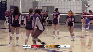 Bakersfield vs College of the Sequoias Women's Volleyball LIVE 3/6/2021