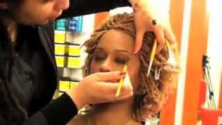 Salon de coiffure - Locks
