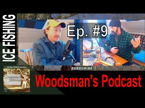 The Meredith Rotary Ice Fishing Derby // The Woodsman's Podcast, Ep. 9