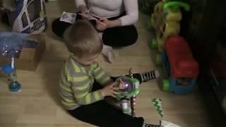 Opening Buzz Lightyear