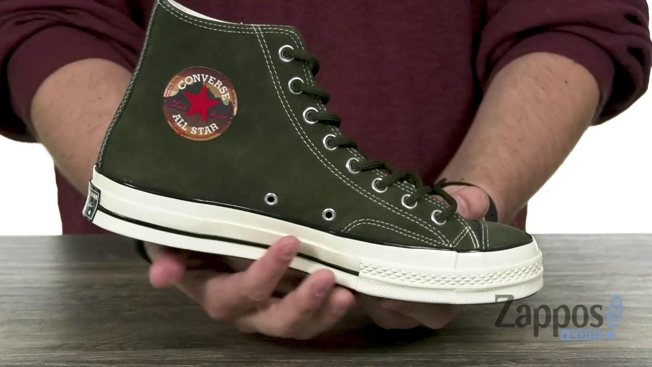 Converse Chuck 70 Base Camp Suede - Hi SKU  9111275 - YouTube beade95fb