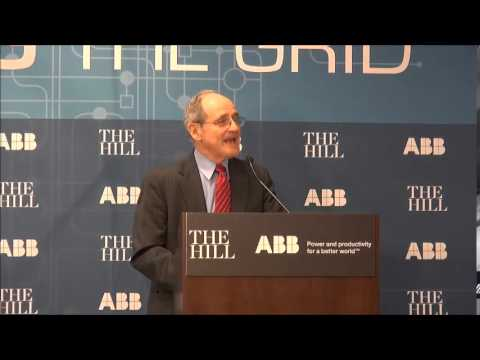 "Risch Speaks on Grid Security and INL Leadership at ""The Hill"" Event"