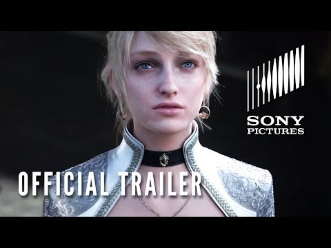 Trailer do filme Final Fantasy