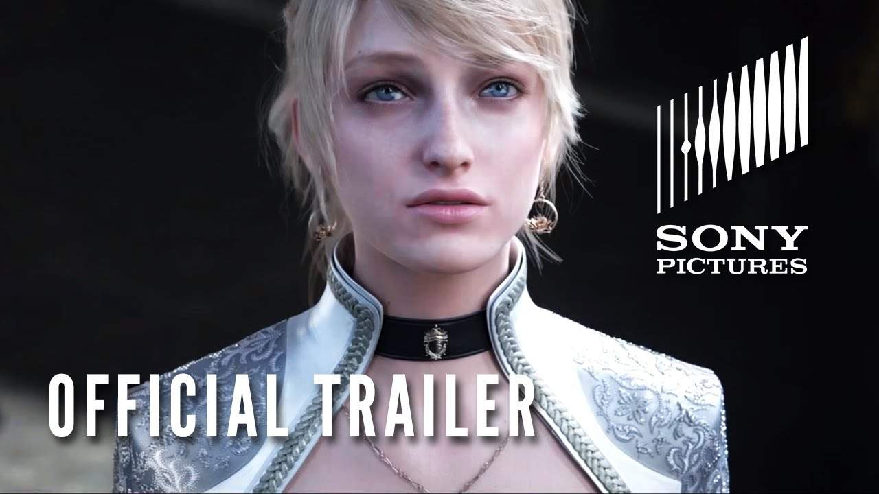Kingsglaive Final Fantasy Xv Official Teaser Trailer 2016