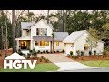 HGTV Smart Home 2018 - Tour the Outside